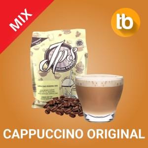 Harga jps bubuk cappuccino original mix bubuk minuman dan makanan | HARGALOKA.COM