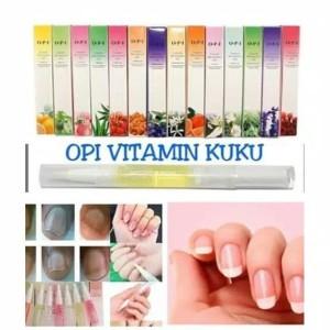 Katalog Vitamin Kuku Halal Cuticle Oil Nail Serum Pen Katalog.or.id