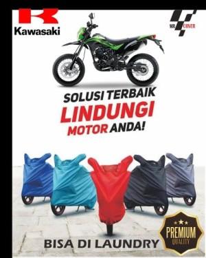 Harga sarung motor selimut motor pelindung motor kawasaki | HARGALOKA.COM