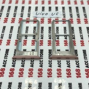Harga sim tray sim lock tempat sim card slot kartu vivo v5 | HARGALOKA.COM