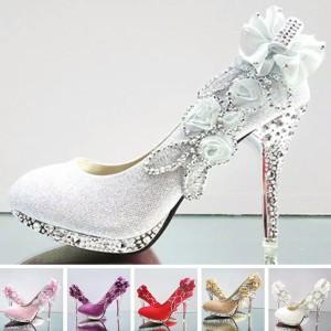 Harga sepatu pesta high heel cocok | HARGALOKA.COM