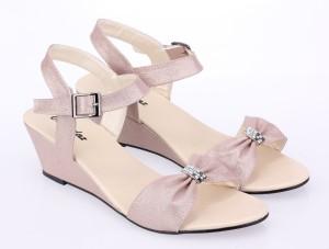 Harga sandal sepatu remaja perempuan sandal widges pesta wanita 36 40 | HARGALOKA.COM