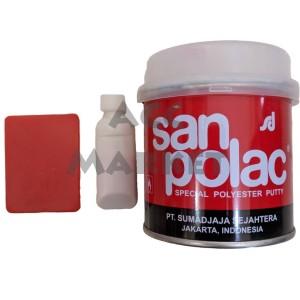 Info Dempul Sanpolac 250 Gram Katalog.or.id