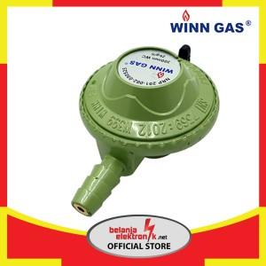 Harga regulator tekanan rendah winn gas w 399 non | HARGALOKA.COM