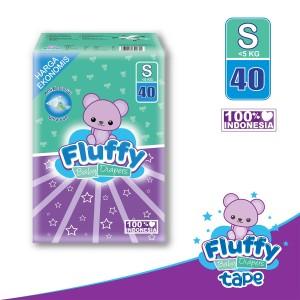 Harga fluffy popok bayi tipe perekat   HARGALOKA.COM