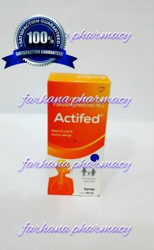Harga actifed orange untuk pilek dan alergi obat   HARGALOKA.COM