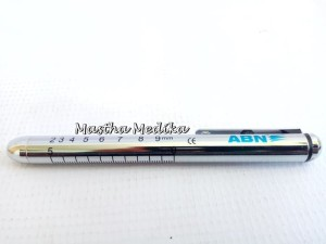 Harga penlight pen light senter medis deluxe abn diagnostic lamp mata | HARGALOKA.COM