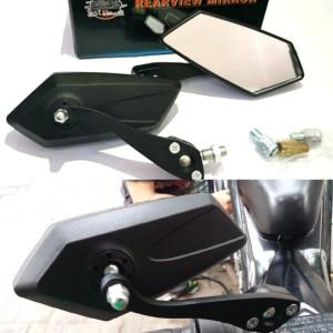 Harga spion model koso tangkai aluminium | HARGALOKA.COM