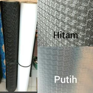 Harga fiber viber penutup pagar plastik motif 3d batik uv protection     HARGALOKA.COM