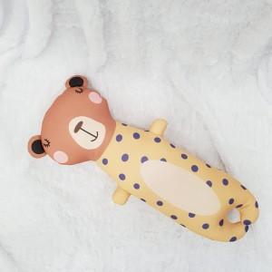Harga kado boneka anak amp dewasa model guling l tinggi 70cm   bear   HARGALOKA.COM