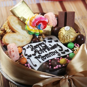 Harga birthday cake kue ulang tahun diameter 16 cm murah | HARGALOKA.COM