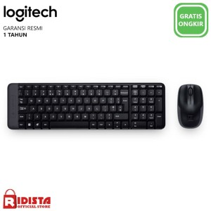 Harga logitech wireless combo keyboard mouse | HARGALOKA.COM
