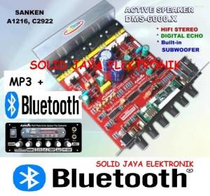 Harga kit power speakers active dms   6000 x mp3 bluetooth aktif | HARGALOKA.COM