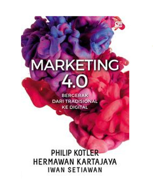 Harga baru buku marketing 4 0 bergerak dari tradisional ke digital   HARGALOKA.COM