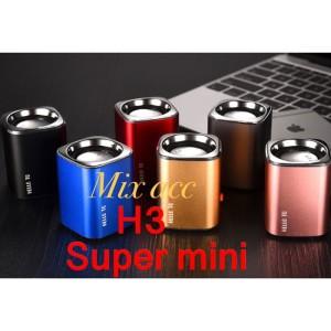 Harga speaker bluetooth hello tg h3 wireles mini bass portable speker bt h3     HARGALOKA.COM