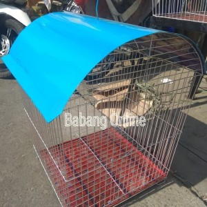 Harga kandang burung besi atap bundar burung beo nuri dan | HARGALOKA.COM