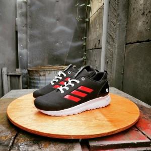 Harga sepatu pria casual santai murah kualitas import harga distributor   merah   HARGALOKA.COM