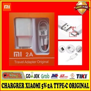 Harga original casan charger xiaomi mi a2 resmi indonesia usb type c asli | HARGALOKA.COM