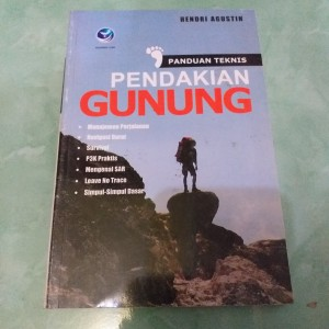 Harga panduan teknis pendaki | HARGALOKA.COM
