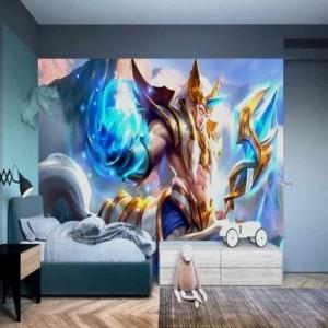Harga wallpaper dinding untuk kamar anak anak ruangan kantor | HARGALOKA.COM