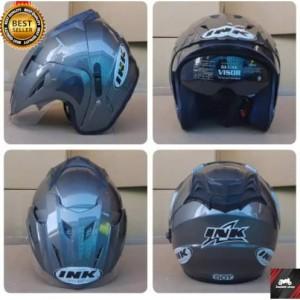 Harga Helm Ls2 Ff397 Vector Evo Solid Matt Black Katalog.or.id