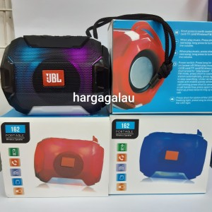 Harga speaker bluetooth led fmradio portable music box tg162 jbl | HARGALOKA.COM