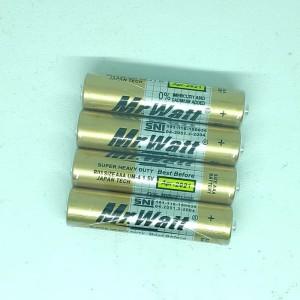 Harga batre baterai battery aaa anti bocor mr watt japan tech | HARGALOKA.COM