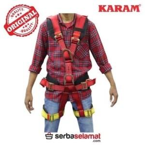 Harga safety belt full body harness body harnes pn   HARGALOKA.COM