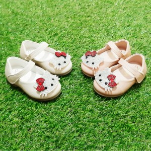 Harga sepatu pantofel anak import gambar hellokitty slip on | HARGALOKA.COM