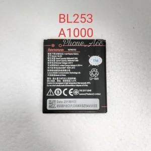 Harga baterai battery batre batrai lenovo a1000 bl253 | HARGALOKA.COM