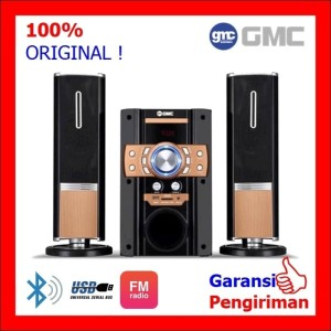 Harga speaker aktif bluetooth gmc 885 | HARGALOKA.COM