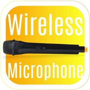 Harga mic wireless khusus speaker karaoke dazumba type | HARGALOKA.COM