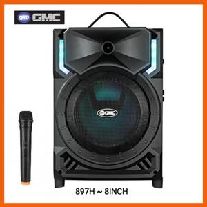 Harga gmc 897h speaker portable multimedia with bluetooth   HARGALOKA.COM