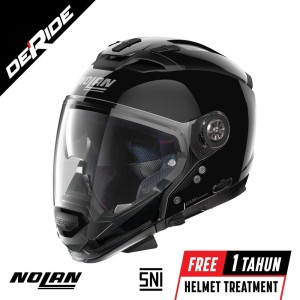 Katalog Helm Nolan N44 Evo Classic Flat Black Double D Ring Katalog.or.id
