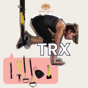 Harga trx body trainer jual alat fitness termurah denpasar bali   biru | HARGALOKA.COM