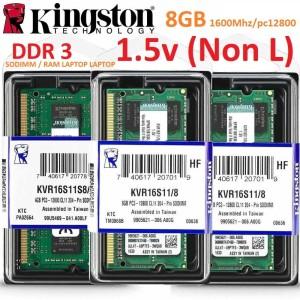 Harga ram laptop ddr 3 8gb kingston pc3 12800 1 5v non l baru original | HARGALOKA.COM