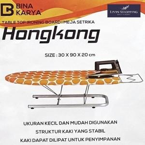 Harga rak gosok meja setrika gosok lesehan duduk hongkong bina | HARGALOKA.COM