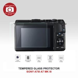 Harga tempered glass screen protector for sony a7iii a7 mk   HARGALOKA.COM