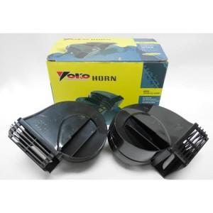 Harga yoko klakson mobil motor model keong anti air set untuk mobil | HARGALOKA.COM