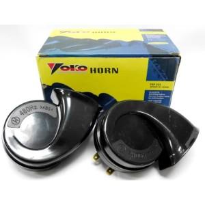 Harga yoko klakson mobil motor model keong 1 set untuk mobil xpander | HARGALOKA.COM