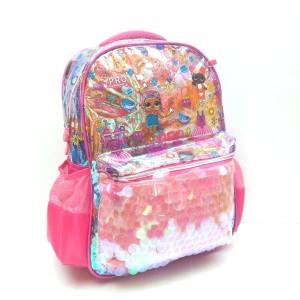 Harga ransel tas sekolah anak sd import hologram lol   HARGALOKA.COM