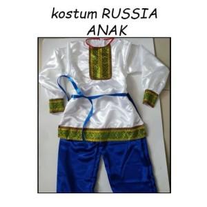 Harga kostum adat negara russia pakaian cosplay tradisional   | HARGALOKA.COM