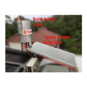 Harga solaray aircond combo pemanas air tenaga matahari solar water   HARGALOKA.COM