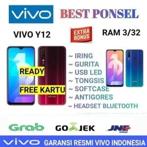 Katalog Vivo Y12 Black Katalog.or.id