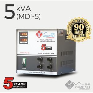Harga stabilizer yoritsu listrik untuk rumah digital 5 kva 1phase | HARGALOKA.COM