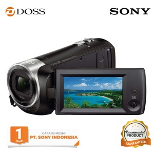 Harga sony hdr cx405 hd handycam sony cx405 sony | HARGALOKA.COM