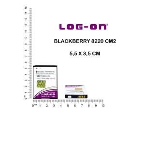 Harga baterai bb pearl cm 2 double power merk log on | HARGALOKA.COM