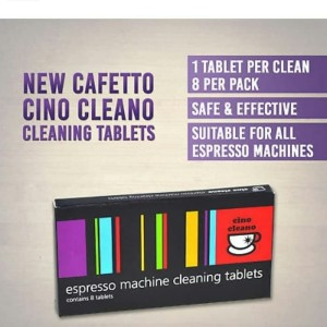 Harga cino cleano cleaning tablets espresso coffee machine | HARGALOKA.COM