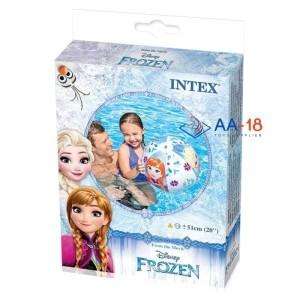 Harga intex beach ball frozen bola mainan anak di pantai kolam | HARGALOKA.COM
