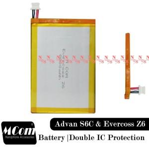 Harga baterai advan vandroid s6c double ic | HARGALOKA.COM